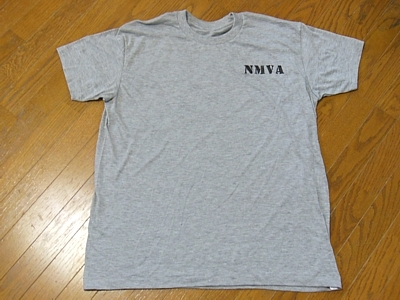 mnvaTシャツ