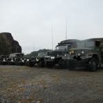 MILITARY VEHICLE CONVENTION 2014
