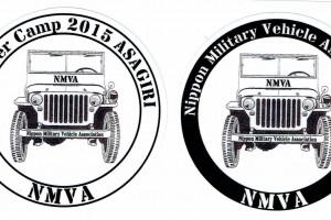 第13弾!新しいNMVAのステッカーを限定販売