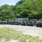 「ジープと軍用車両」の集まりが開催されます。