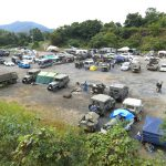 ★MILITARY VEHICLE CONVENTION 岩船山 2016