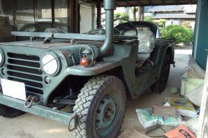 M151A2(1967年 S.42年)