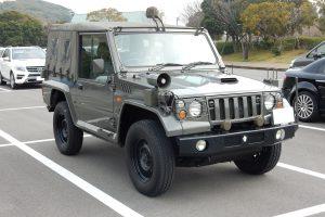 73式小型トラック(レプリカ)(1996年 H.8年)