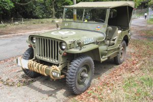 Willys MB(1943年 S.18年)