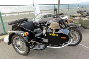 ウラルサイドカー パトロール(2008年 H.20年)