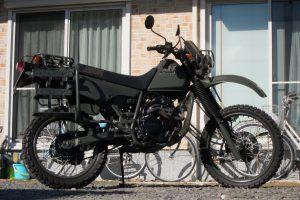 オートバイ(偵察用)XLR(1989年 H.元年)