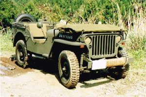 Willys MB(1944年 S.19年)