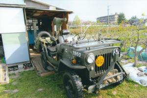 三菱ジープ CJ3B-J10