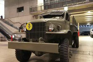 シボレートラックG-7107カーゴトラック4×4